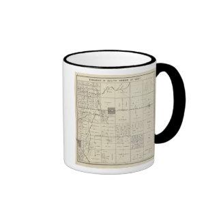 Fresno County, California 13 Coffee Mugs