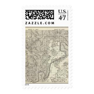 Fresno County, California 14 Postage Stamp