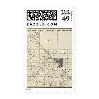 Fresno County, California 16 Stamps