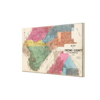Fresno County, California 19 Canvas Print