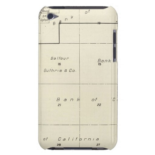 Fresno County, California 25 iPod Touch Cases