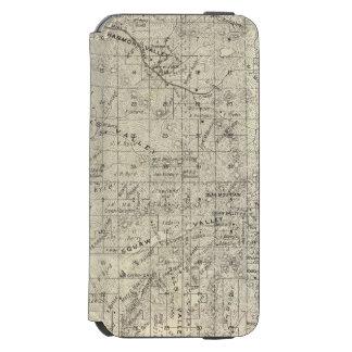 Fresno County, California 26 iPhone 6/6s Wallet Case