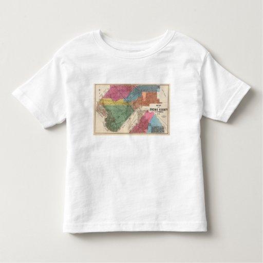 Fresno County, California 31 Toddler T-shirt