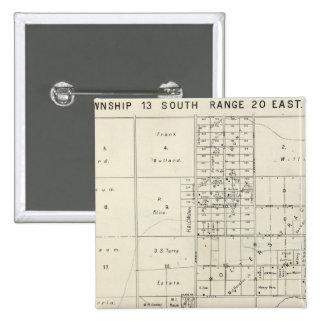 Fresno County California 34 Pin