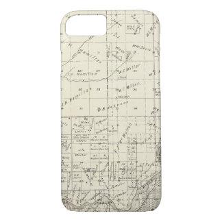 Fresno County, California 3 iPhone 7 Case