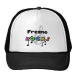 Fresno Rocks Trucker Hat