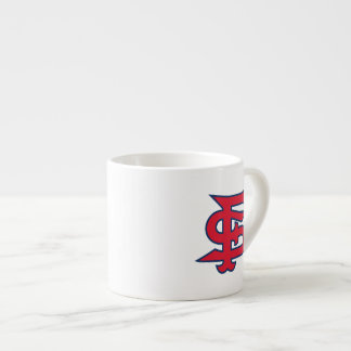 Fresno State Baseball Mark 6 Oz Ceramic Espresso Cup