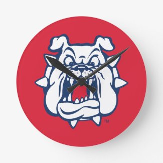 Fresno State Bulldog Head