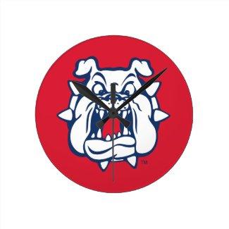 Fresno State Bulldog Head