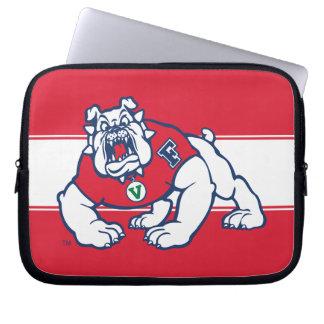 Fresno State Bulldog Laptop Sleeve