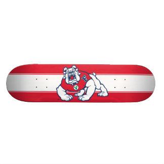 Fresno State Bulldog Skateboard