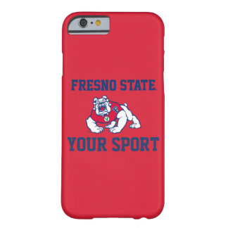 Fresno State Customize Your Sport Barely There iPhone 6 Case