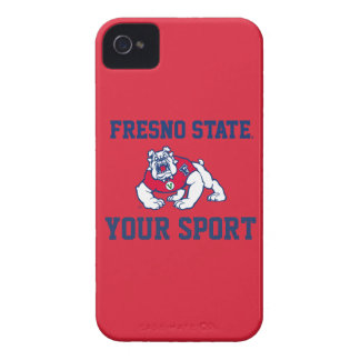 Fresno State Customize Your Sport Case-Mate iPhone 4 Cases