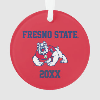 Fresno State Customize Your Sport Ornament