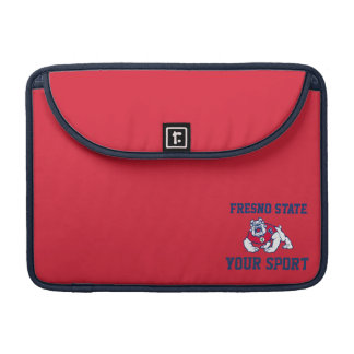 Fresno State Customize Your Sport Sleeves For MacBook Pro