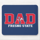 Fresno State Dad Mousepads