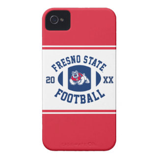 Fresno State Football Case-Mate iPhone 4 Case