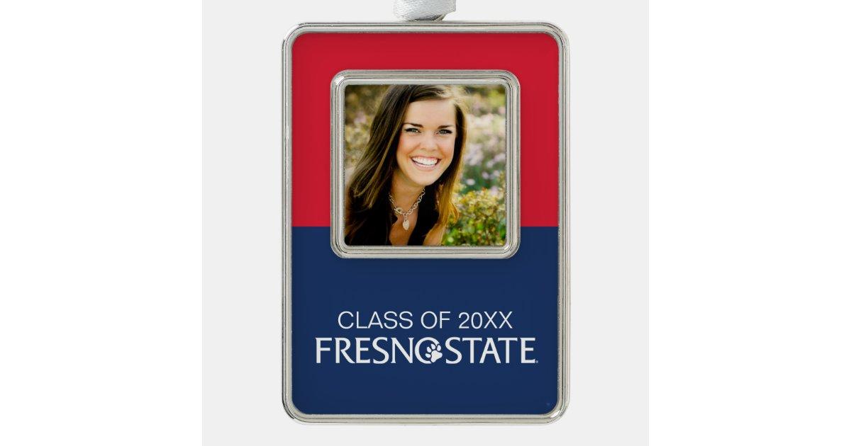 Wedding Invitations Fresno Ca: Fresno State Graduation Christmas Ornament