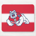 Fresno State Primary Mark Mouse Pad