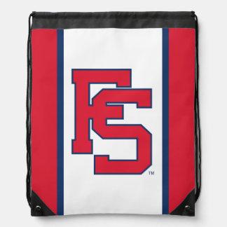 Fresno State Softball Drawstring Bag