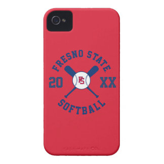 Fresno State Softball iPhone 4 Cases