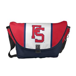 Fresno State Softball Messenger Bag