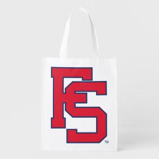 Fresno State Softball Reusable Grocery Bags