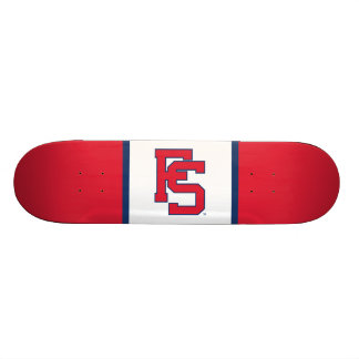 Fresno State Softball Skateboard Deck