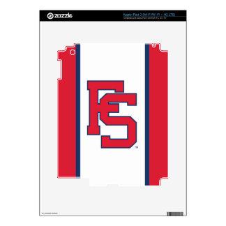 Fresno State Softball Skin For iPad 3