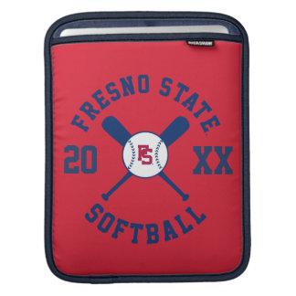 Fresno State Softball Sleeve For iPads