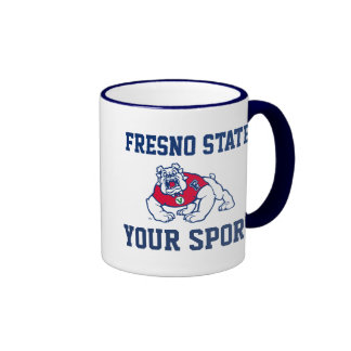 Fresno State Sport Coffee Mugs