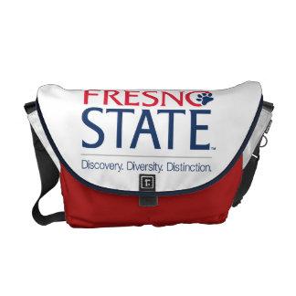 Fresno State University Slogan Messenger Bag