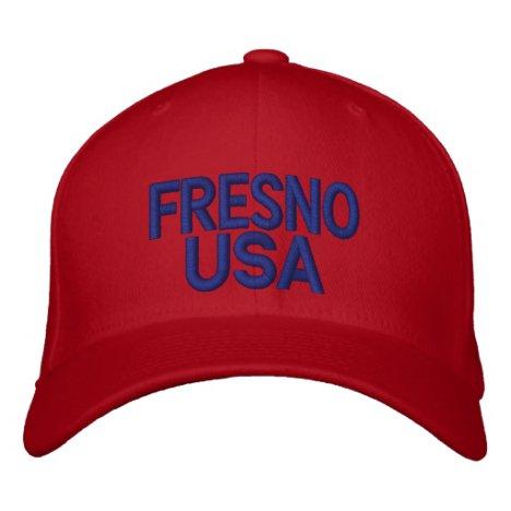 Fresno USA Cap