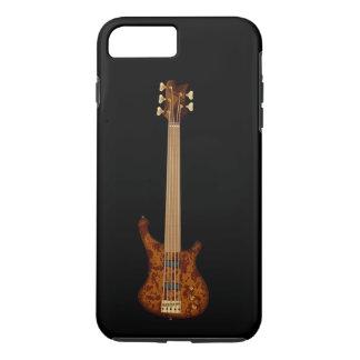 Fretless 5 String Bass Guitar iPhone 7 Plus Case
