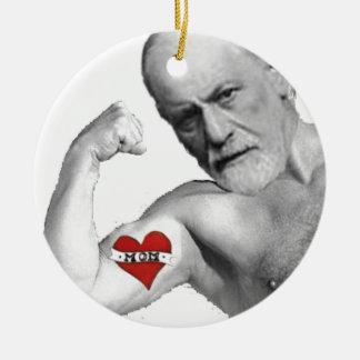 Freud ama a su madre adornos