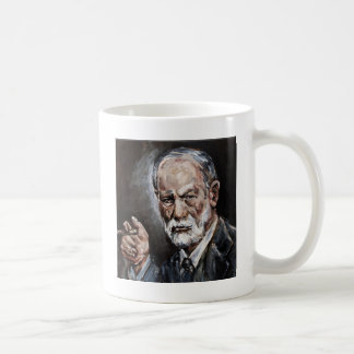 freud coffee mug