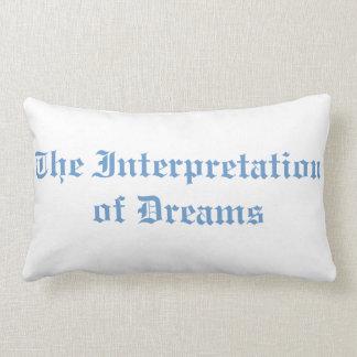 Freud Dream Pillow