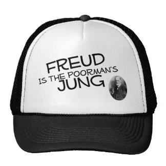 Freud es el Jung del Poorman Gorras