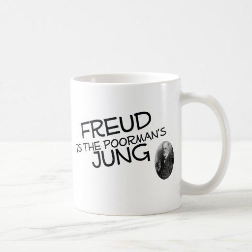 Freud es el Jung del Poorman Tazas