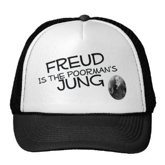 Freud Is The Poorman's Jung Trucker Hat