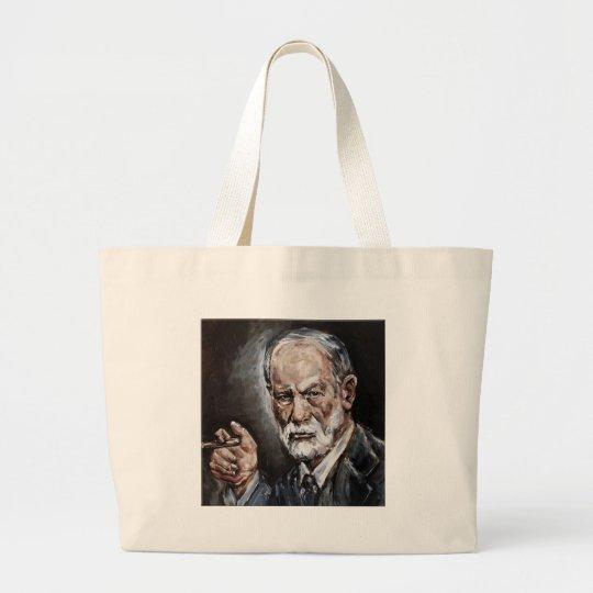 freud large tote bag
