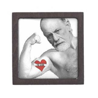 Freud Loves His Mother Premium Trinket Box