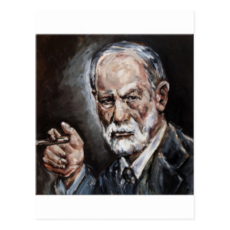 freud postcard