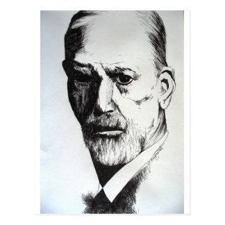 Freud Postcard