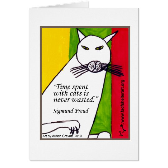 Freud Quote Card