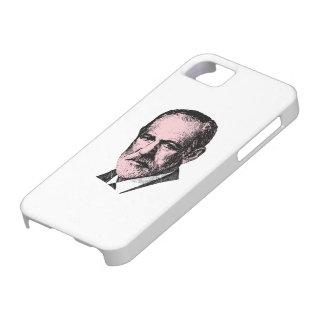 Freud rosado Sigmund Freud iPhone 5 Case-Mate Cárcasas