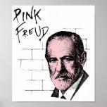 Freud rosado Sigmund Freud Impresiones