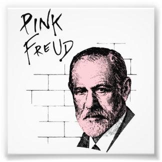 Freud rosado Sigmund Freud Cojinete