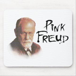 Freud rosado tapete de ratones