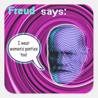 Freud Sticker